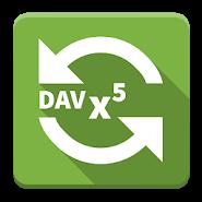 DAVx⁵ (DAVdroid) – CalDAV/CardDAV Synchronization