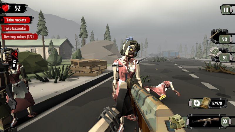 The Walking Zombie 2 Zombie Shooter V3 4 1 Apk For Android