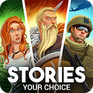 Stories: Your Choice (проходи все истории разом)
