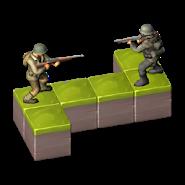 Rollshot - World War Puzzle