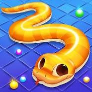 3D Snake . io