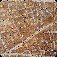 Whitechapel Heatmap