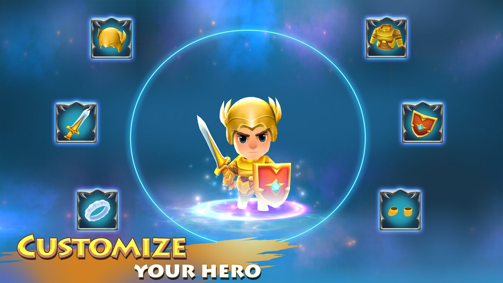beast quest ultimate heroes скачать 1027 apk на android