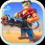 4 GUNS: 3D Pixel Shooter