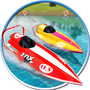 Powerboat Race 3D