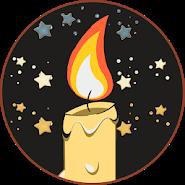 Night Candle: meditation, relax, sleep