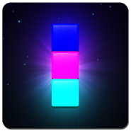 TETCOLOR, color blocks puzzle