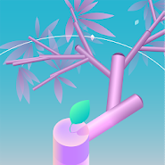 Spintree 2:  Merge 3D Flowers Calm & Relax game