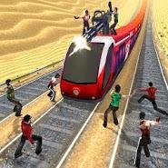Train shooting - Zombie War