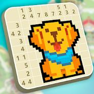 Pixel Cross-Nonogram