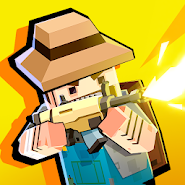 Pixel Block Gunner Online