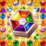 Jewels Fantasy : Quest Match 3 Puzzle