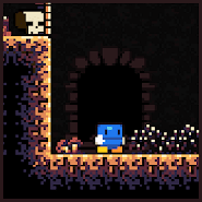 Blu Escape - Hardcore Platformer