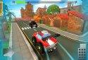 Cartoon Hot Racer