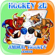 ICE HOCKEY 2D - 4x4