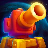 Planet Defense : Siege of Alliens