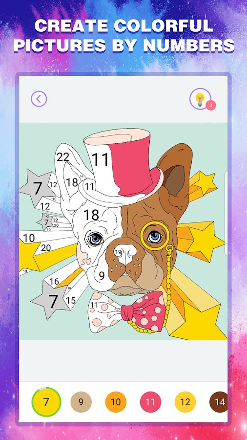 Happy Color By Number скачать 1 0 8 на Android
