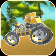 Evercraft Mechanic: Sandbox from Scrap