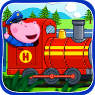 Baby Railway-Train Adventure