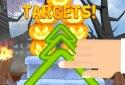 Knockdown the Pumpkins 2 - Smash Halloween Targets