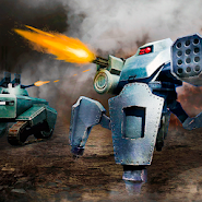 Iron Battle Age: Tanks vs Robots