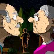 Grandpa And Granny Two Night Hunters