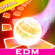 Magic Tiles Hop 2: Dancing EDM Rush