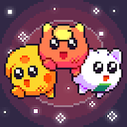 Bubble Tale - Pixel Game