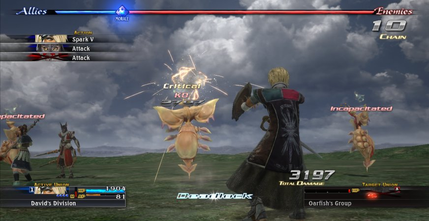 THE LAST REMNANT Remastered v1.0.1 APK + DATA for Android