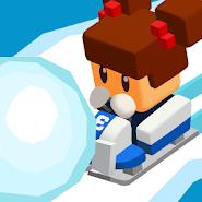 Frozen Kart: Snowball GO!