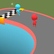 Race 3D - Cool Relaxing endless running game