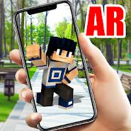 AR game: MineHunter