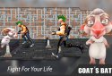Goat's The Battle Game