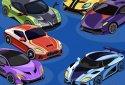 Ultimate Merge Cars: Idle Driving & Racing Tycoon