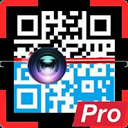 Pro QR & Barcode Scanner PDF417 scanner, reader