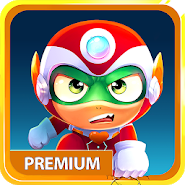 Superheroes Junior: Robo Fighting - Offline Game