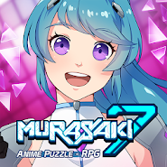 Murasaki7 - Anime Puzzle RPG