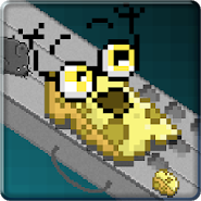 Mr. Cheesy - Retro Endless Sliding