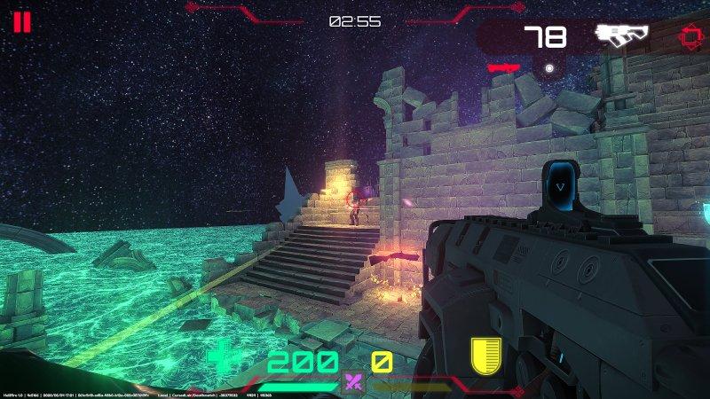 Hellfire - Multiplayer Arena FPS v1.1.0 APK + OBB for Android