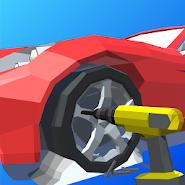 3D Car Restoration