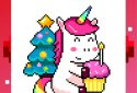 Unicorn Art Pixel