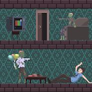 Квартира Зомби