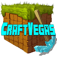CraftVegas: Crafting & Building