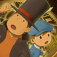 Layton: Lost Future in HD