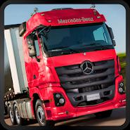 Mercedes Truck Simulator Lux