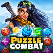 Puzzle Combat: Tactical Matching Action RPG