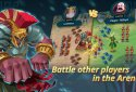 Game of Nations: Swipe for Battle Idle RPG