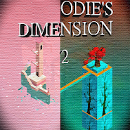 Odie's Dimension II: Isometric puzzle android game
