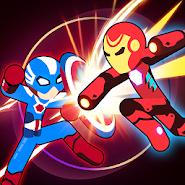 Stickman Superhero - Super Stick Heroes Fight