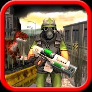 Hero Shooter : Hunter Of Zombie World